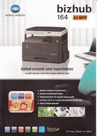 Steps for download and installation 1. Konica Minolta Bizhub 164 Printer Bz 164 Rs 39000 Number Infosolutions Id 19145162555