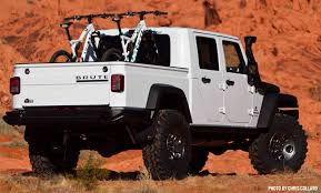 brute double cab back desert view