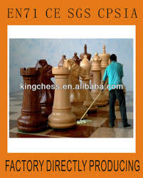 garden chess set. Giant Chess Set/ Outdoor Garden Chess/ Very Large/ New Set