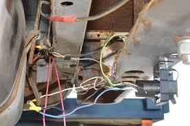 dodge b250 ram van 5 2l 318ci repair rear trailer socket