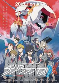 Crunchyroll Adds Overlord Ii Darling In The Franxx To