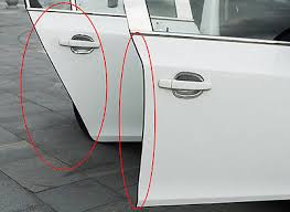 1 of 10 car door edge scratch guard protector strip black anti collision 16 5ft buffer
