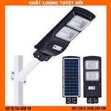 Đèn Led Năng Lượng Mặt Trời 90W , 100W , 150W Tích hợp chân đế và Remote -  Đèn ngoài trời Hãng No brand