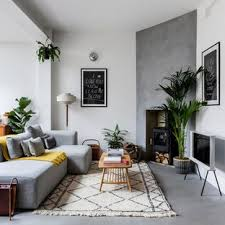 The scandinavian styled wood burning stove range by dovre has been built to endure the harshest of arctic winters and has been perfectly crafted with high performance heating to fend off the chill from any home or living space. 75 Beautiful Scandinavian Living Room With A Wood Stove Pictures Ideas May 2021 Houzz