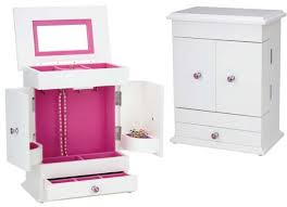 Teen Jewelry Box Enchanting JewelryBoxPlus Bella Girl's Jewelry Box ReedandBarton