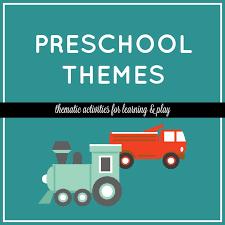 explore preschool theme types