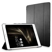 Đứng Bao Da Cho ASUS ZenPad 3 S 10 9.7 inch Z500M P023 P00I Máy Tính Bảng  da thông minh Ốp lưng gấp từ tính tự động ngủ tỉnh táo|smart case
