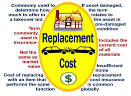 To be fully protected, make sure your policy has replacement cost coverage. What Is Replacement Cost Definition And Meaning Market Business News
