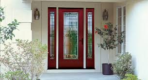 broten garage doorsSmooth Star  Entry Doors With Glass  Broten