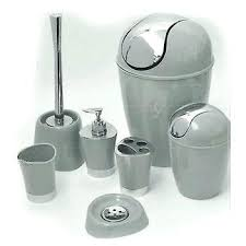 countertop trash can bath mini waste basket trashcan free rectangular countertop trash chute