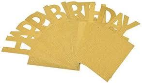 Culater® <b>Creative</b> Happy Birthday Photo Banner DIY Paper Photo ...