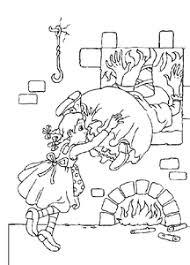 Hans En Grietje Kleurplaten Animaatjesnl