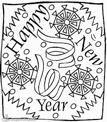 Kleurplaten Vuurwerk For Coloring New Year Get Coloring Pages