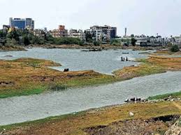 Lake Pleasant Water Level Chart Restored In Time Two Lakes In Chennai Now Brim With Water