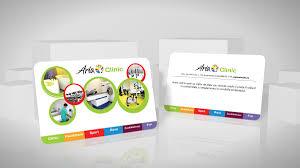 card de fidelitate aria clinic
