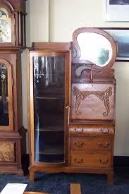 um size of desks antique secretary desk with hutch drop front desks antique writing desk