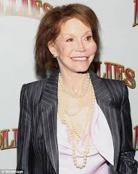 mary tyler moore amputation. Contemporary Amputation Mary Tyler Moore Was Virtually Unrecognisable As She Attended The Opening  Of Broadway Intended Amputation A