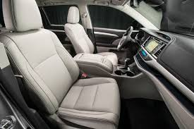 2018 toyota highlander interior. contemporary interior 2018 toyota highlander review specs price and release date to toyota highlander interior g