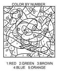 3 free pokemon color by number printable worksheets. Color By Number Printables Coloring Rocks