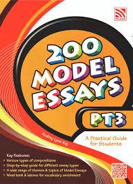 model essays pt