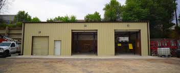 How to Open an Auto Repair Shop in a Steel Building | General Steel