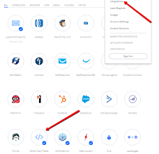 connect cyberimpact to leadpages to grow your email list then go to your landing page and open the integration settings of your form