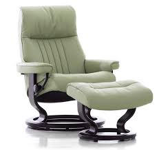 office recliners. stressless crown medium recliner chair and ottoman by ekornes office recliners