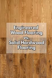 engineered vs solid hardwood