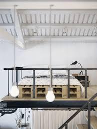 Pallet Bedroom Pallet Bed Interior Design Ideas