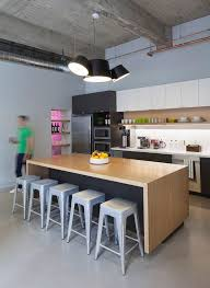 office pantry design. HPAC Small But Social Kitchen CRM Company Lithium Has Moved Into A New Office Located In San Francisco Designed By Huntsman Architectural Group Pantry Design