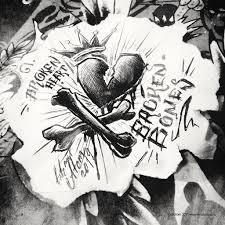 тату эскиз Broken Heart тату эскиз Broken Heart эскиз нар Flickr