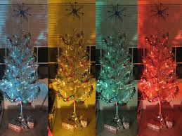 To Go Back And Be A Kid Again And Have The Aluminium Tree With The