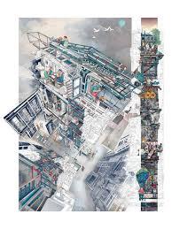 architecture blueprints wallpaper. Simple Wallpaper World Architecture Festival Calls For Entries 2018 Drawing  Prize Memento Mori A In Blueprints Wallpaper