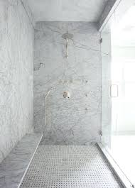 marble bathrooms pictures photo 6 of 7 exquisite shower is fitted with gray marble slabs lined