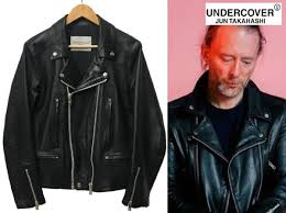 time limited cut tom york wear undercover undercover zip zip double leather riders jacket