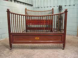 edwardian mahogany bedroom furniture. antique edwardian mahogany inlaid king size bed bedroom furniture