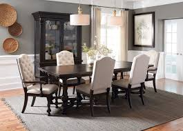 caldwell dining room set w upholstered chairs