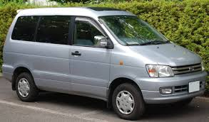 Toyota Townace for sale in Myanmar | Toyota Townace car price ...