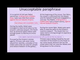 How To Teach Paraphrasing Quotation And Summary Owlcation