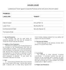 Basic Rental Agreement Template Basic Lease Agreement Template