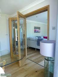 internal folding doors double bi fold glass glazed french