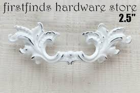 25 Inch Cabinet Pulls Fresh Shabby Chic White Drawer Pull French  Provincial Handle Furniture White Drawer Pulls 516