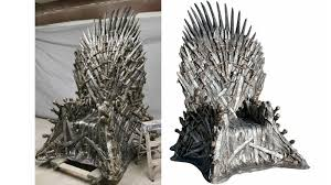 life size iron throne life size iron throne the best iron of 2018