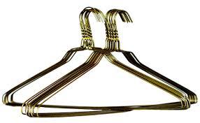 Made of 11.5 Gauge Steel Wire (Thicker than 14.5 Gauge Hangers) Number of  Hangers: 50 Per Box Type of Hangers: 18 Inch Heavy Duty Coat Hangers.