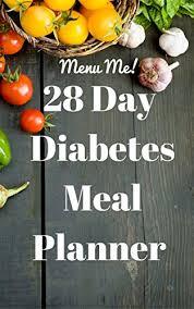 Diabetic Meal Planner Free 28 Day Diabetes Diet Meal Planner Menu Me Lower Carb