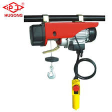 china single phase mini wire rope electric hoists pa200~1200 china Simple Electrical Wiring Diagrams at Hugo Pa200b Electric Hoist Wiring Diagram