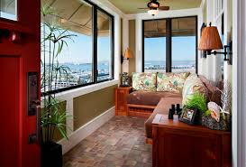Enclosed Balcony Design Ideas Oases Of Serenity