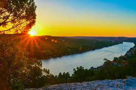 Stunning Hill Country Sunsets