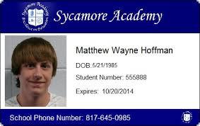 Identity Card Format For Student Id Cards Sample Barca Fontanacountryinn Com