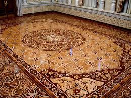 custom made design parquet flooring persian carpet made from te finest maple kambala